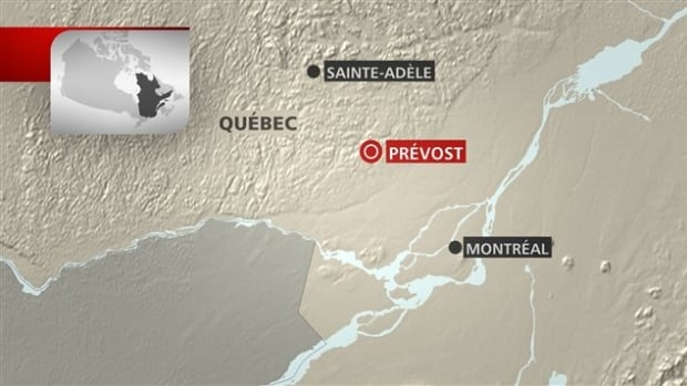 The girl drowned in Rivière du Nord on Saturday afternoon.