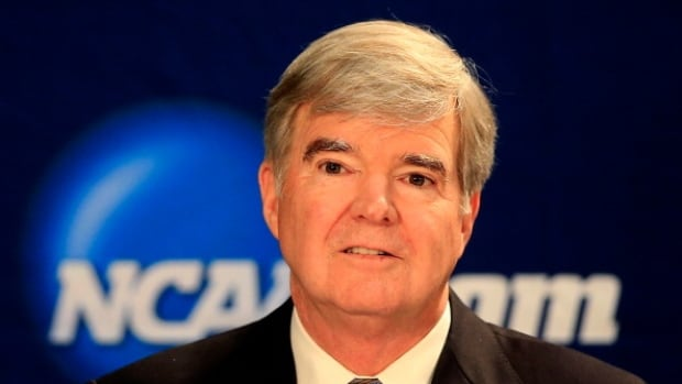 NCAA President Mark Emmert said Sunday that his organization will appeal a ruling that opens the door for college athletes to receive some of the money they help generate in major sports.