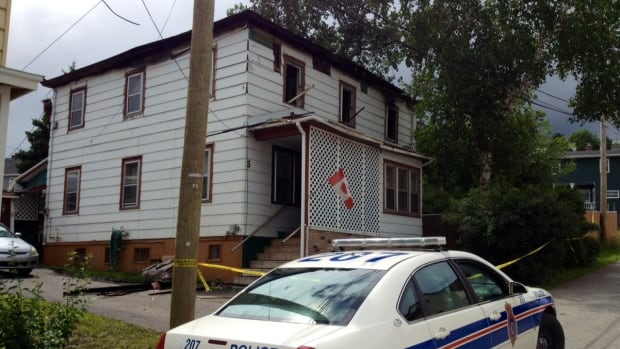 A home on West Ave. in Corner Brook was damaged during a house fire Saturday evening.