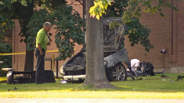 Peel Regional Police are investigating a deadly crash that occurred on Saturday night.