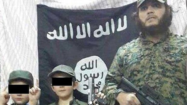 Sharrouf has become one of the most vocal ISIS fighters on social media networks and has posted multiple photos of his sons, who are apparently with him in Syria.
