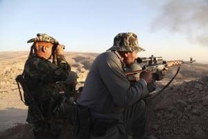 Iraq conflict Kurds Peshmerga