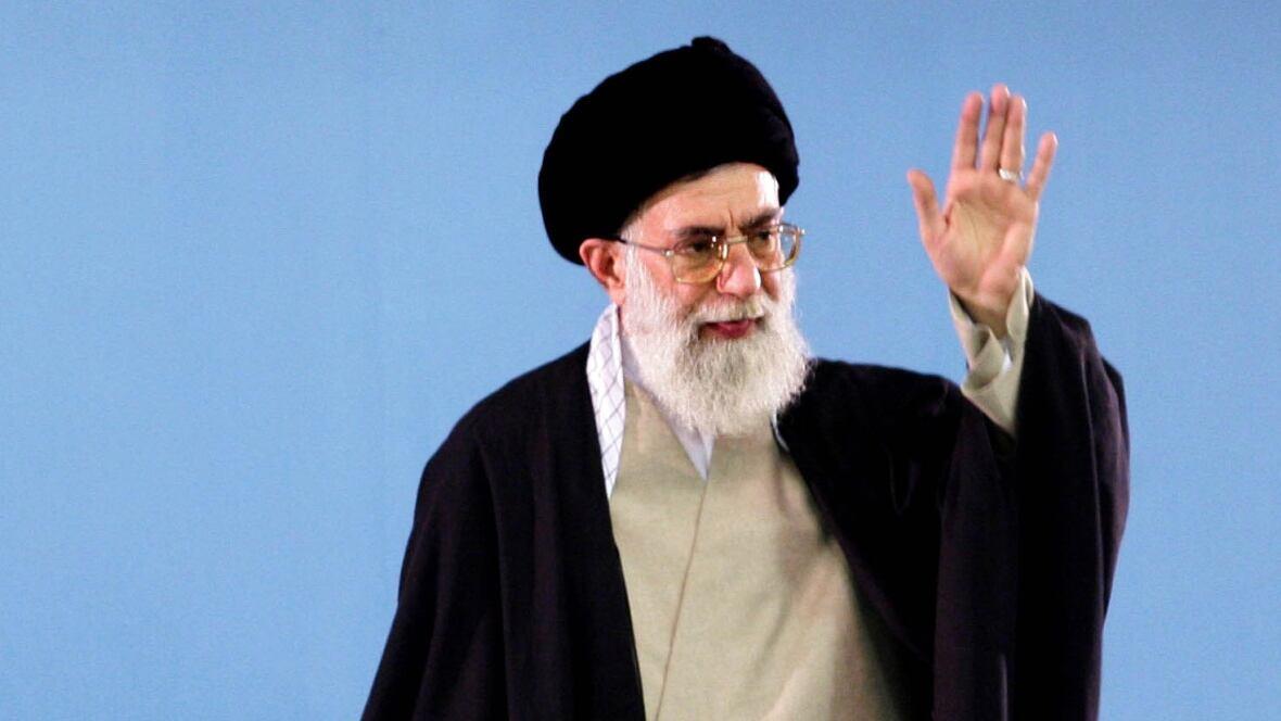 Barack Obama writes Iran's Ayatollah Ali Khamenei, noting ...