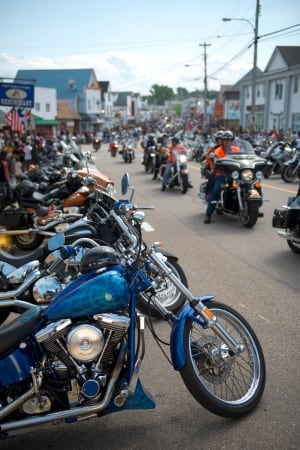 TRAVEL Log Motorcycle Rally 20140811