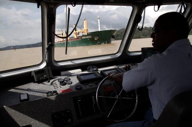 Panama-Canal-extension-100th-anniv-2013-cargo-ship