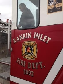 Rankin Inlet fire department
