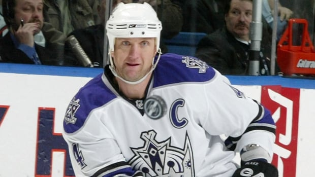 Seven-time NHL all-star defenceman Rob Blake will have his No. 4 jersey retired by the Los Angeles Kings on Jan. 17. He played 14 of his 20 NHL seasons with the Kings, including six seasons as their captain.