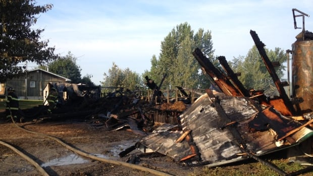 Damage from the fire is estimated at more than $500,000.