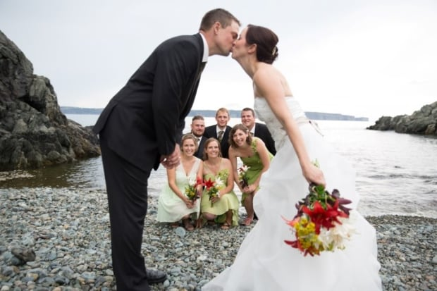 Aaron Powers and Pamela Reid by White Willow Photography