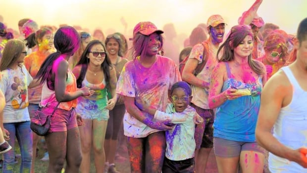 The Midsummer's Dream Colour festival starts at noon in Gage Park this Saturday.