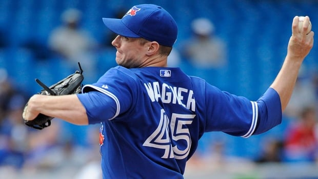 Blue Jays pitcher Neil Wagner will have elbow ligament replacement (Tommy John) surgery next week. He sported a 8.10 earned-run average in 10 appearances with Toronto this season.
