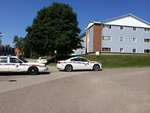 NB - Standoff at Saint John apartment