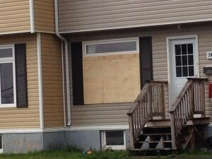 Nascopie Cres. home boarded up after gunfire