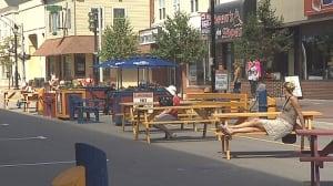Summerside pedestrian mall