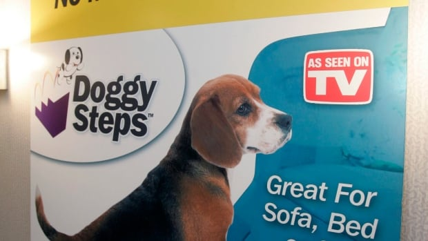 Telebrands, a TV marketing company and seller of products like Doggy Steps, is being sued by the state of New Jersey for violating consumer laws