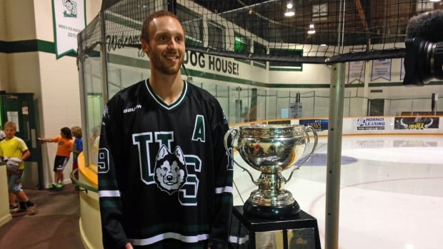 Former University of Saskatchewan Huskies star Derek Hulak won the AHL's Calder Cup with the Texas Stars.