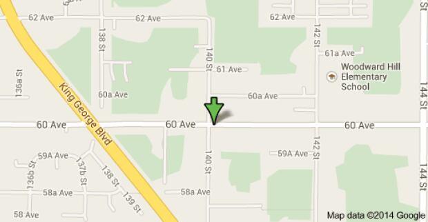14000 block of 60 Avenue Surrey, B.C.