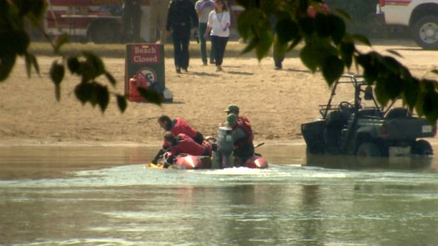Officials say a body was located in Sikome Lake on Wednesday two days after a 29-year-old man fell in the water and was presumed to have drowned.