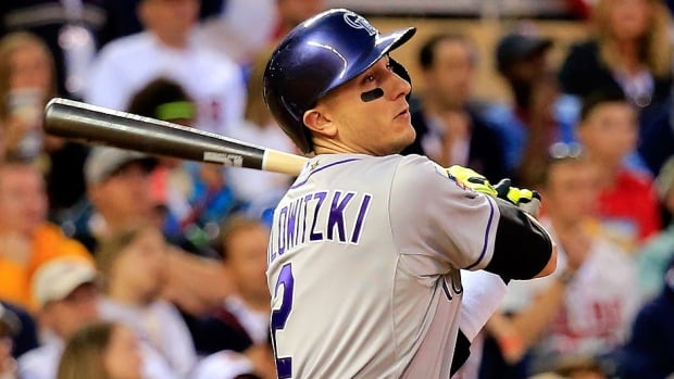 Rockies shortstop Troy Tulowitzki will make his fifth all-star appearance on Tuesday in Cincinnati. He was called upon to replace Miami second baseman Dee Gordon, who dislocated his left thumb on Saturday. Tulowitzki went hitless Saturday, snapping his career-long 21-game hitting streak. But his walk extended to 37 games his career high streak in which he has reached base.