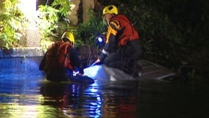 Man rescued from Rideau Canal