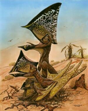 pterosaur Caiuajara dobruskii