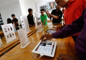 India Apple iPad
