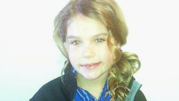 Police released this photo of 8-year-old Brandi Wingert who they say was killed by her mother's ex-boyfriend at their Donald Street residence in Thunder Bay on Monday.