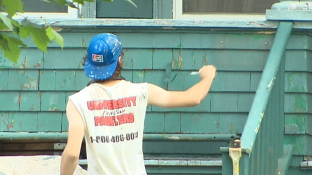 The city has issued a tender for repairs and painting on three properties. They're on Vimy Avenue and Willow and Maynard streets.