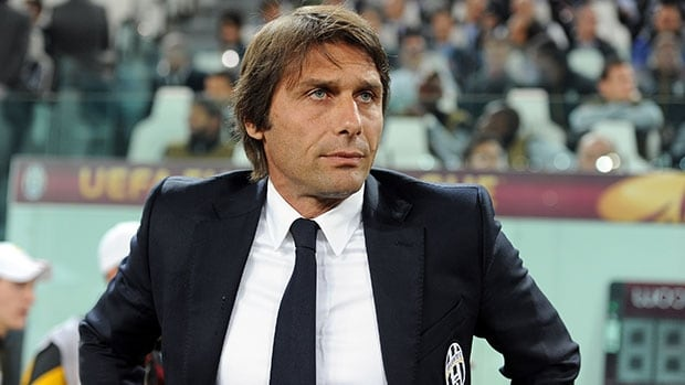 Antonio Conte quit Juventus last month, shortly after steering the club to a third successive Serie A title.