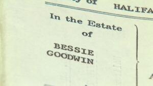 Bessie Goodwin