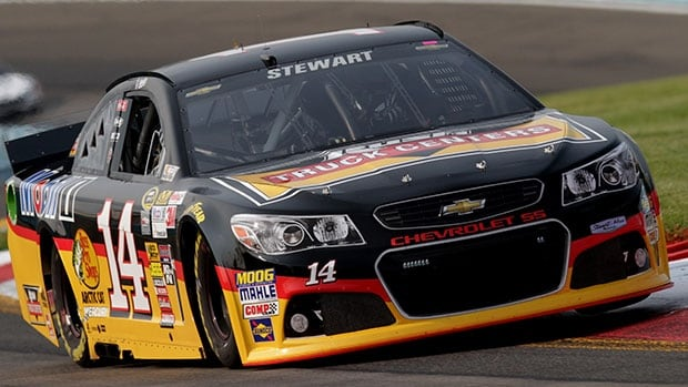 Tony Stewart is skipping this weekend's Sprint Cup race in Michigan.