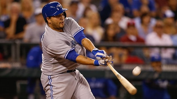 Dioner Navarro's Blue Jays have hit only five home runs this month after bashing 134 in their first 110 games.