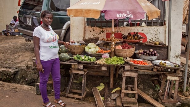 Chili peppers have doubled in price during the time of the Ebola virus crisis in the city of Freetown, Sierra Leone.  Ebola is increasingly impacting the food supply in the country.