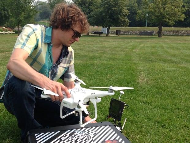 Saskatoon drones