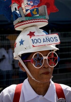 Panama Canal Centennial
