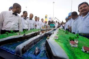 Panama-Canal-Cake-100th-anniversary