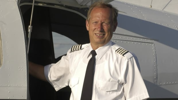 Klaus Sonnenberg was killed in last weekend's air ambulance crash on Grand Manan Island. The pilot was CEO of Atlantic Charters.