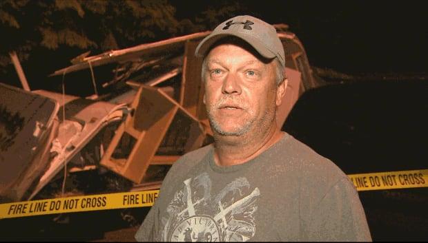 Dean McIntosh camper explosion