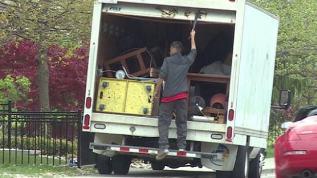 Jim Carney, director of the Canadian Association of Movers, said consumers should be vigilant when hiring movers, but more needs to be done to ensure their protection.