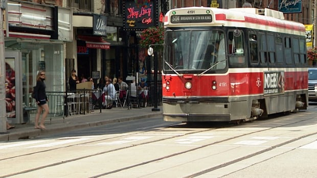 More streetcars on the 504 King Street route launch today, which means you stand a better chance of getting a seat on Monday's commute.
