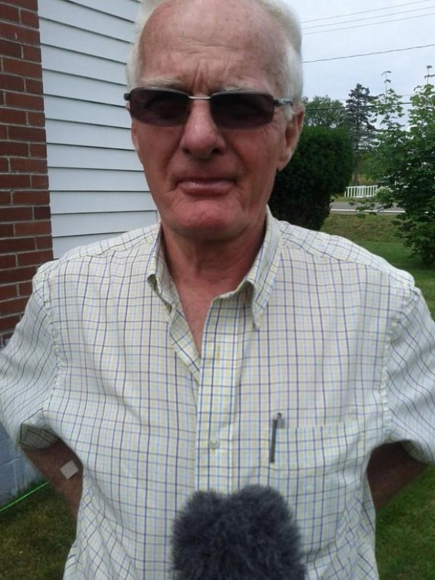 Grand Manan Mayor Dennis Greene