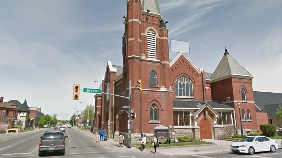 St Andrews Church Kitchener