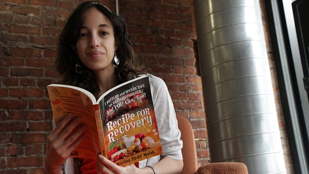 Marina Abdel Malak, a McMaster nursing student, has written a book about her recovery from anorexia. In her first year of studies, she was so thin that she stopped breathing and her organs began to fail.