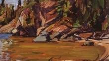 shoreline by ay jackson