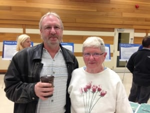 Stan Shpulak and his mother Fay Shpulak