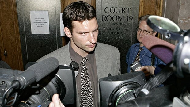 Former Colorado Avalanche forward Steve Moore had been seeking $68 million in damages from NHL player Todd Bertuzzi and the Vancouver Canucks.