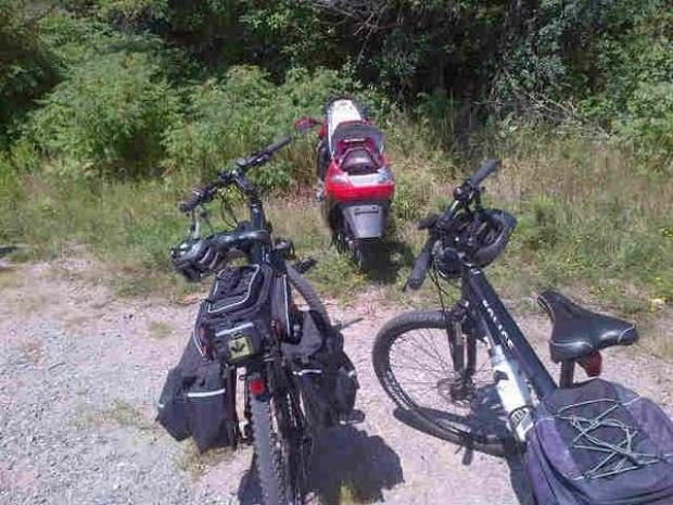 Halton Police mountain bikes catch up to modified e-bike