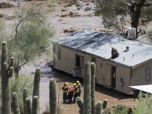 Arizona Flooding