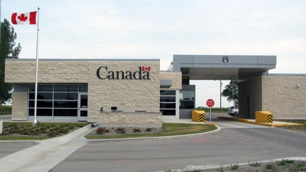 This new border crossing facility in Lyleton, Man., is one of three in southwestern Manitoba that were officially unveiled on Tuesday.