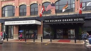 Holman Grand Hotel